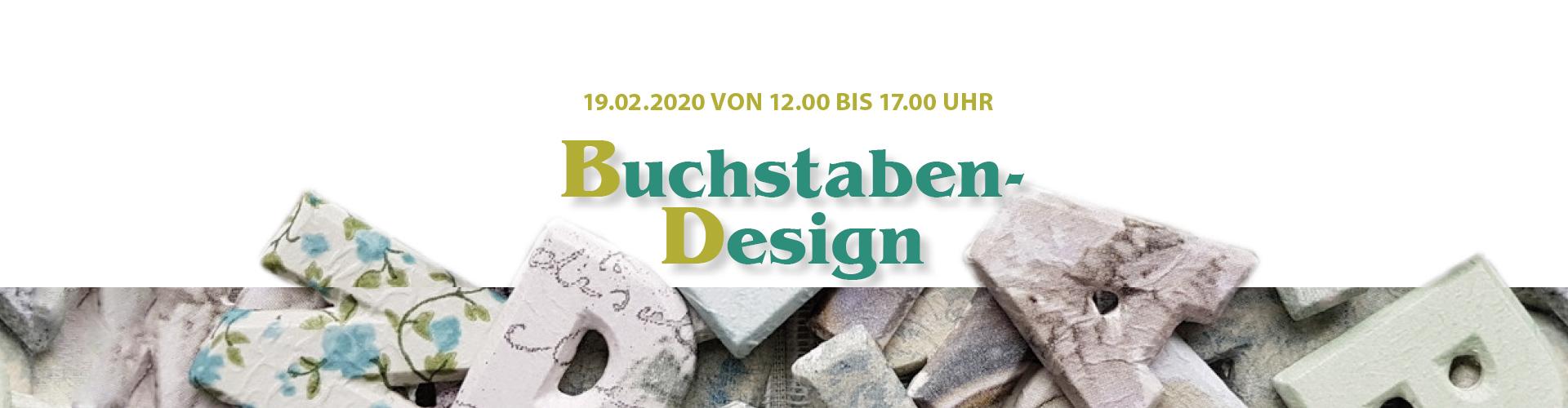 slider buchstaben-design 2020